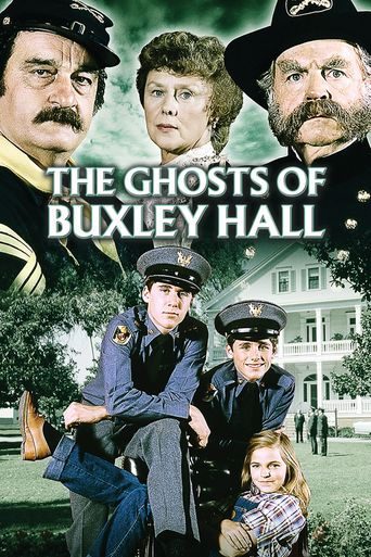 Watch The Ghosts of Buxley Hall