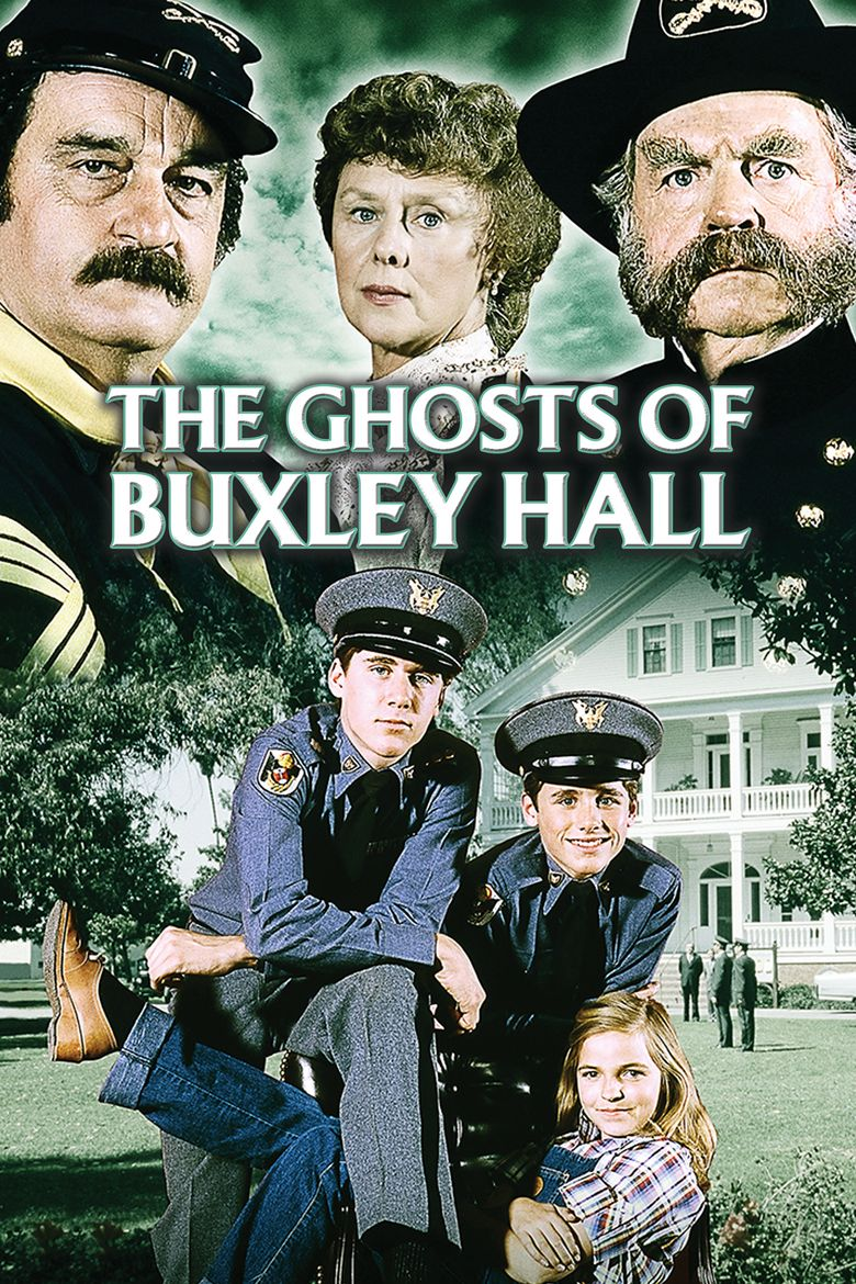 The Ghosts of Buxley Hall Poster