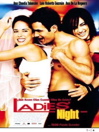 Ladies' Night Poster