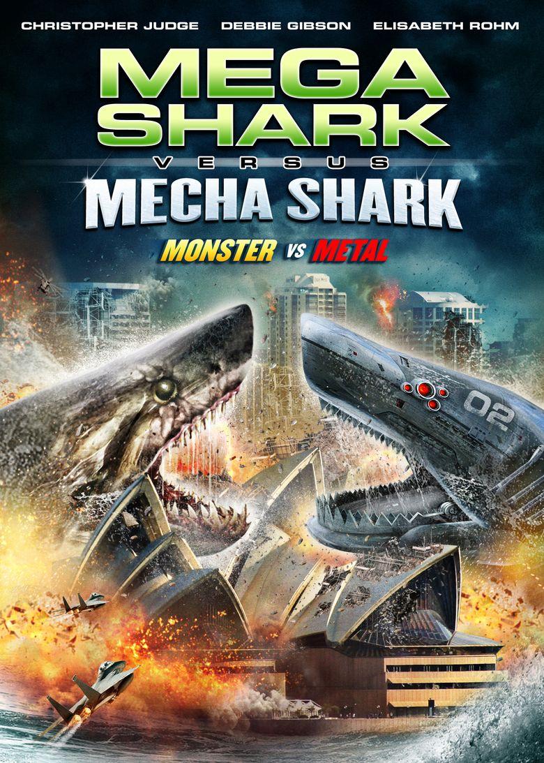 Watch Mega Shark vs. Mecha Shark