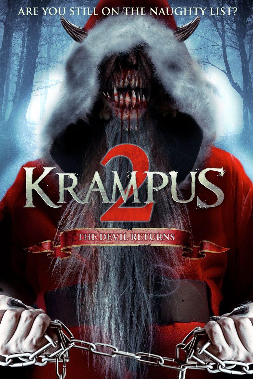 Krampus: The Devil Returns Poster