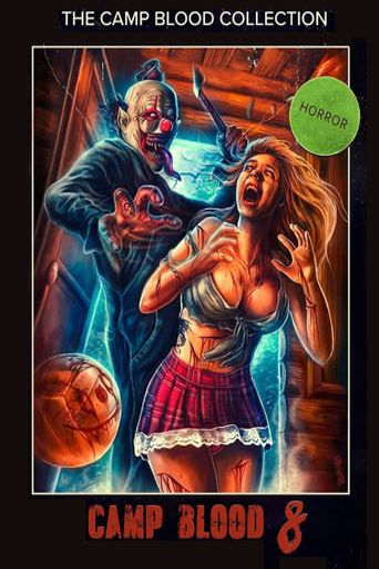 Camp Blood 8: Revelations Poster