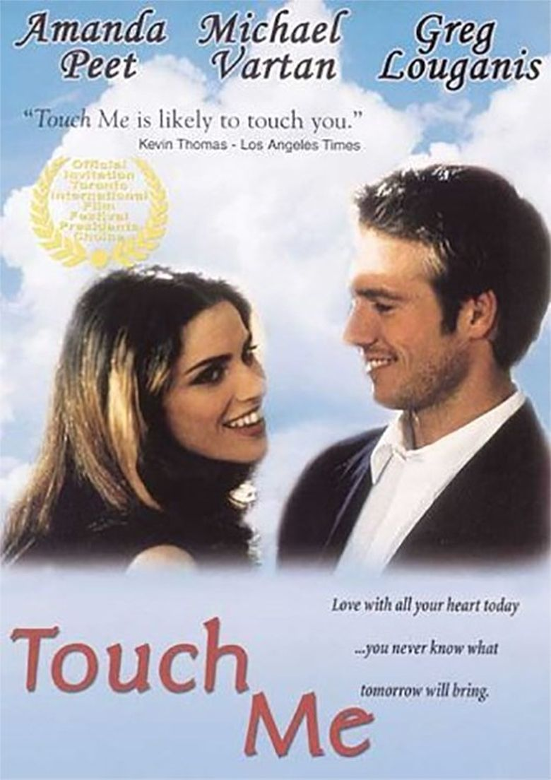 Touch Me Poster