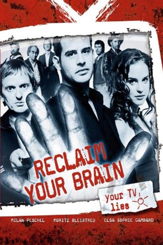 Reclaim Your Brain Poster