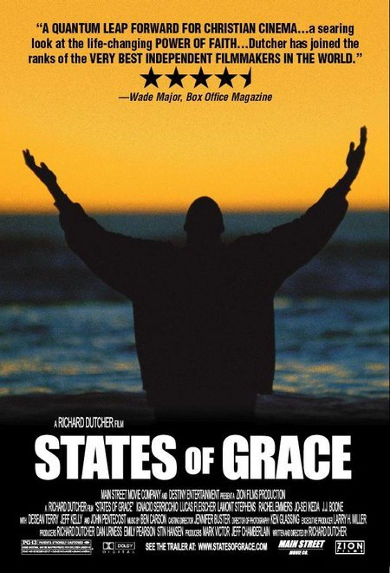 God's Army 2: States of Grace Poster