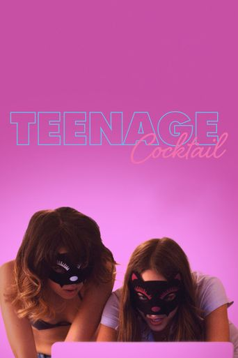 Teenage Cocktail Poster