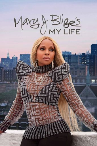Mary J. Blige's My Life Poster