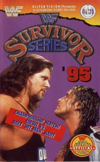 WWE Survivor Series 1995 Poster
