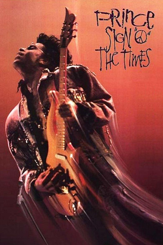 Prince - Sign o' the Times Poster