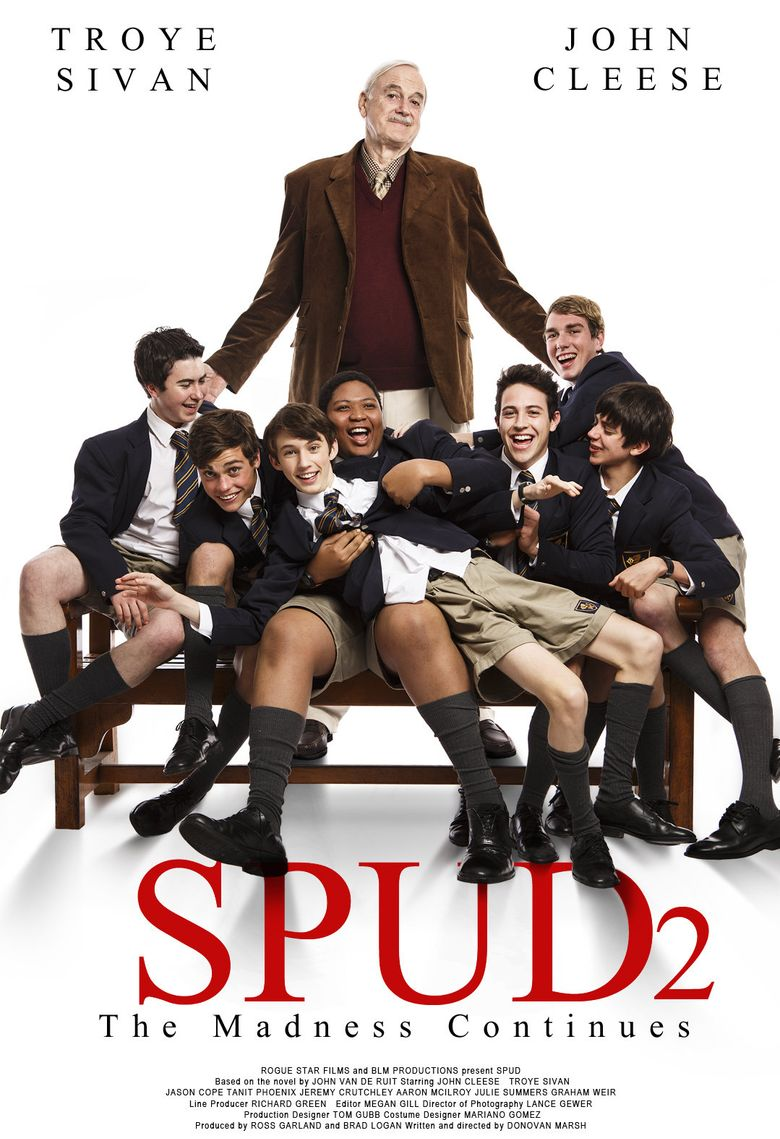 Watch Spud 2: The Madness Continues