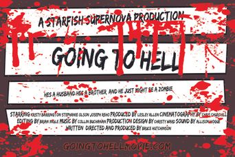 Going to Hell: The Movie Poster