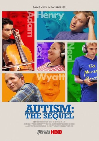 Autism: The Sequel Poster