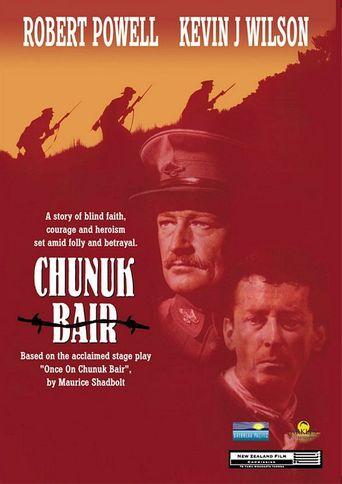 Chunuk Bair Poster