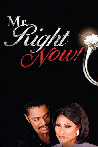 Mr. Right Now! Poster