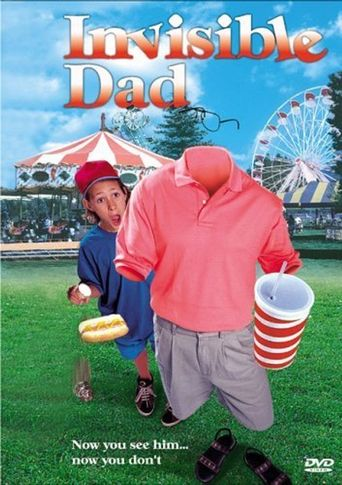 Invisible Dad Poster