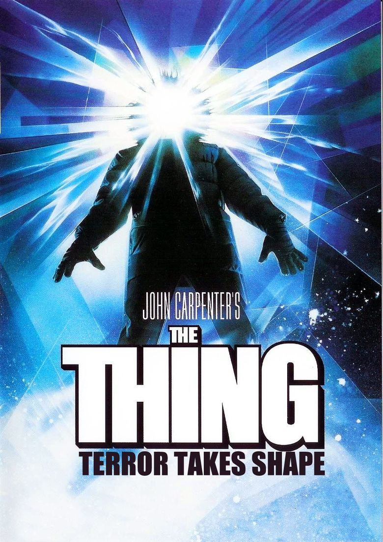 The Thing: Terror Takes Shape Poster