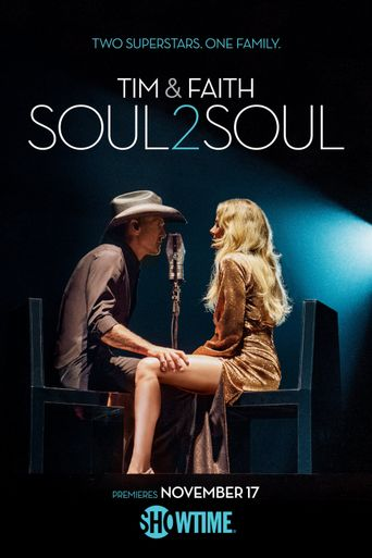 Tim & Faith: Soul2Soul Poster