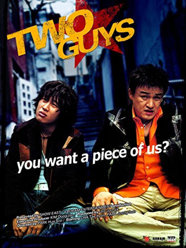 Two Guys Poster