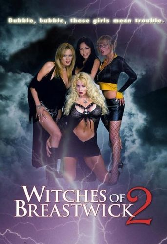 Witches of Breastwick 2 Poster