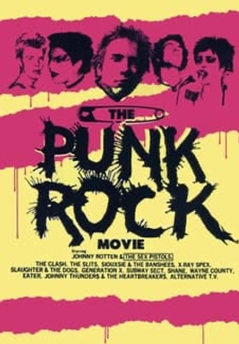 The Punk Rock Movie Poster