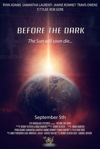 Before the Dark Poster