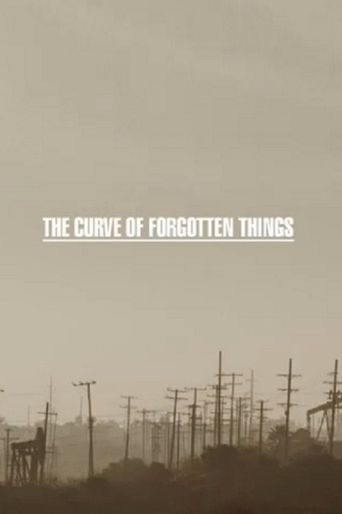 The Curve of Forgotten Things Poster