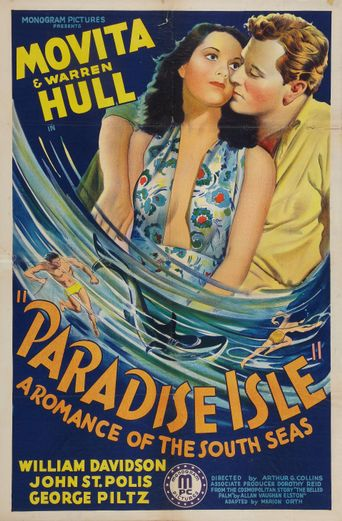 Paradise Isle Poster