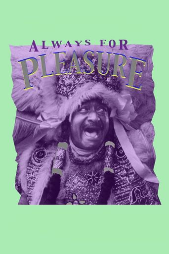 Always for Pleasure Poster