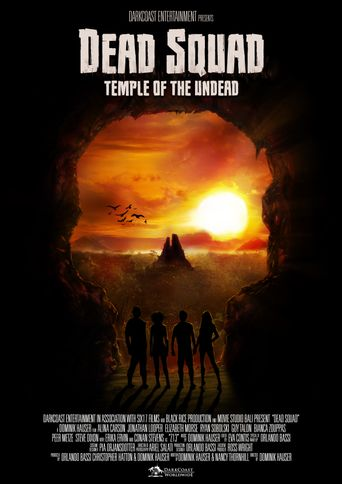 Dead Squad: Temple of the Undead Poster