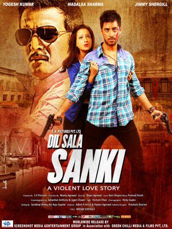 Dil Sala Sanki Poster