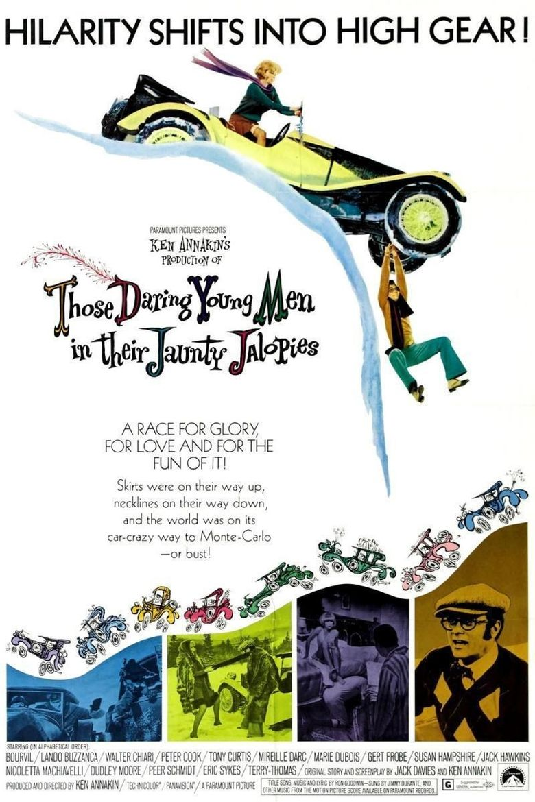 Monte Carlo or Bust! Poster