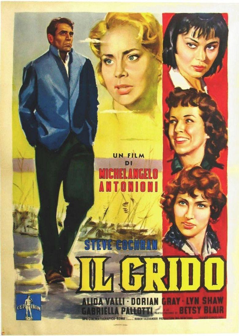 Il Grido Poster