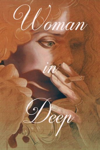 Woman in Deep Poster