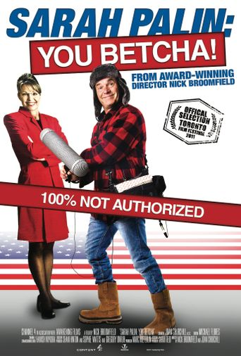 Sarah Palin: You Betcha! Poster