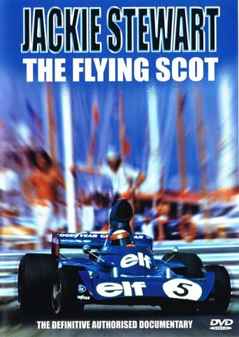Jackie Stewart: The Flying Scot Poster