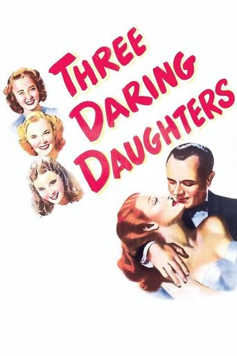 Watch Three Daring Daughters
