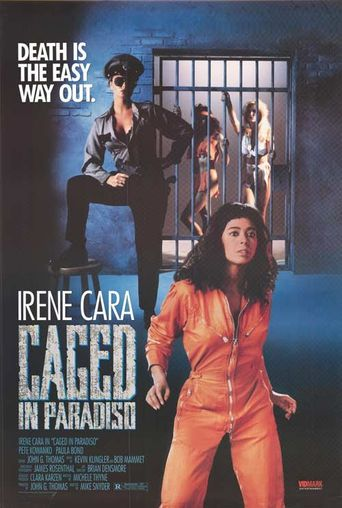 Caged in Paradiso Poster