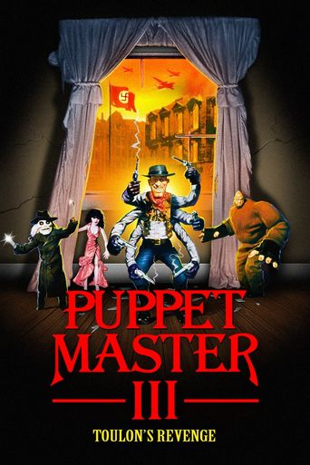 Watch Puppet Master III Toulon's Revenge
