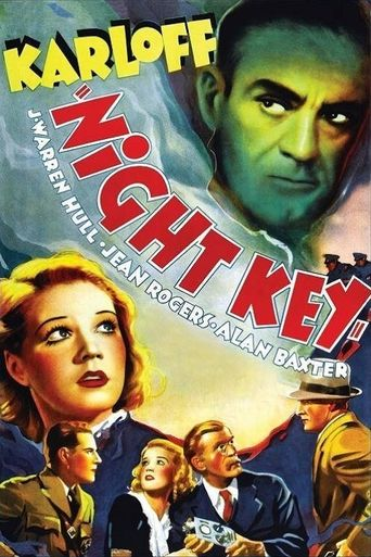 Night Key Poster