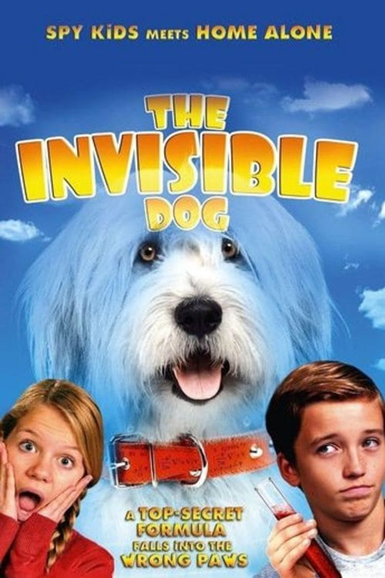Abner, the Invisible Dog Poster