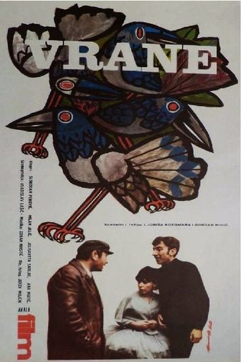 Crows Poster