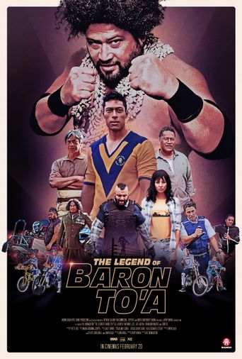 The Legend of Baron Toa Poster