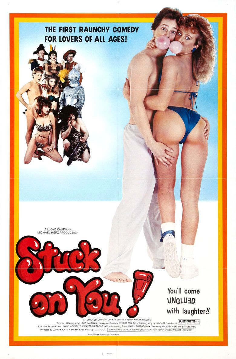Stuck on You! Poster