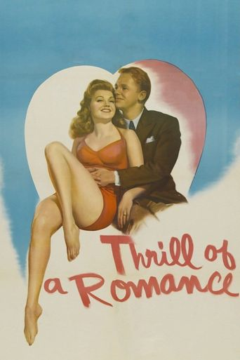 Thrill of a Romance Poster