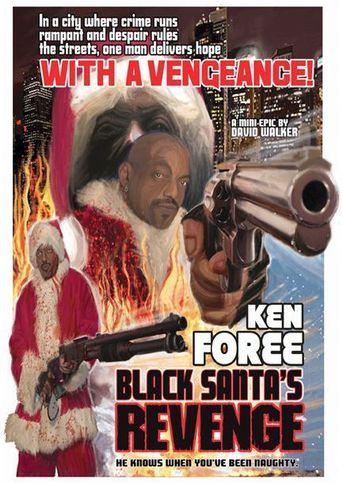 Black Santa's Revenge Poster