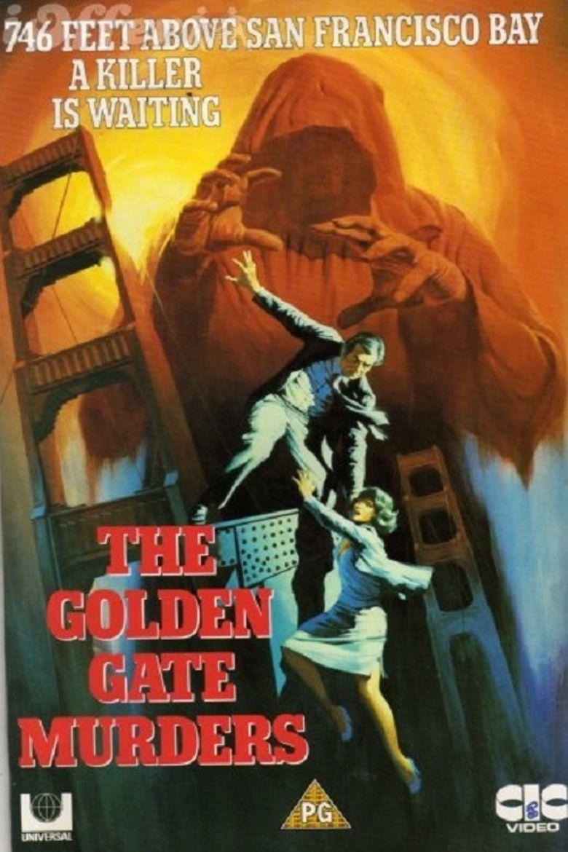 The Golden Gate Murders Poster