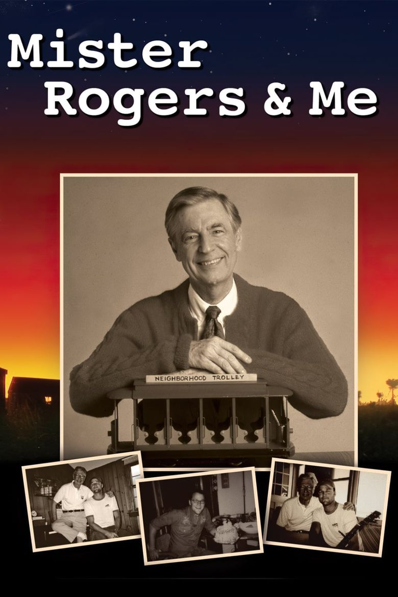 Mister Rogers & Me Poster
