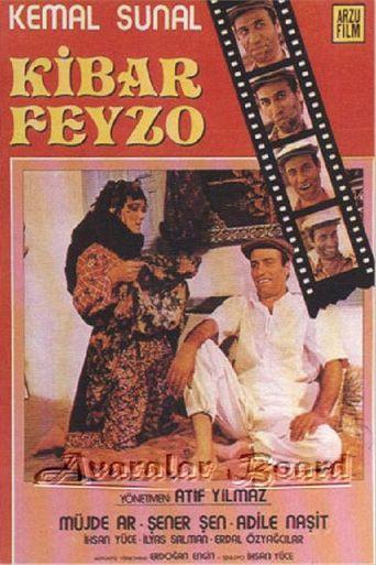 Feyzo, the Polite One Poster