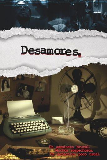 Desamores Poster