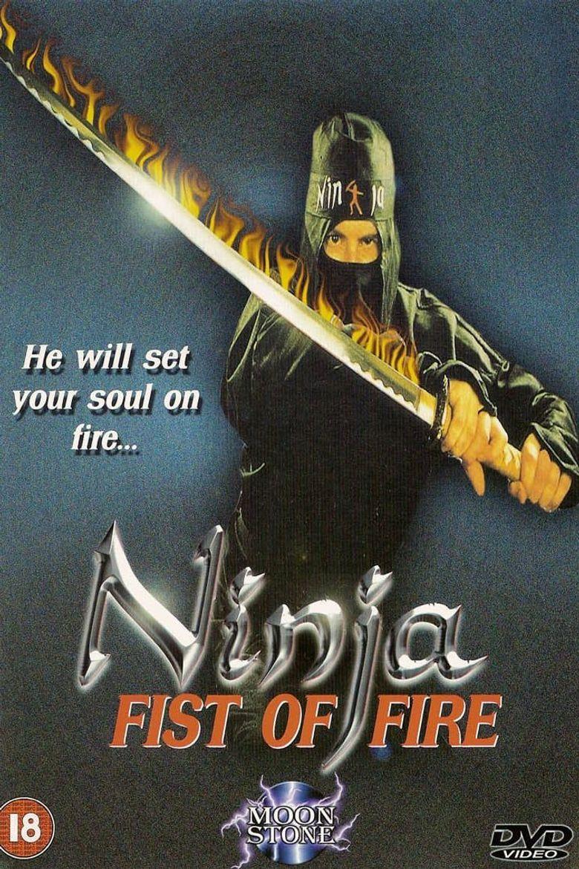 Ninja Fist of Fire Poster